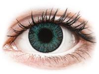 contact-lentile.ro - Lentile de contact - FreshLook ColorBlends Brilliant Blue - fără dioptrie