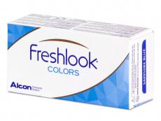 FreshLook Colors Blue - fără dioptrie (2 lentile)
