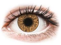 contact-lentile.ro - Lentile de contact - FreshLook Colors Hazel - fără dioptrie