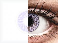 FreshLook Colors Violet - cu dioptrie (2 lentile)