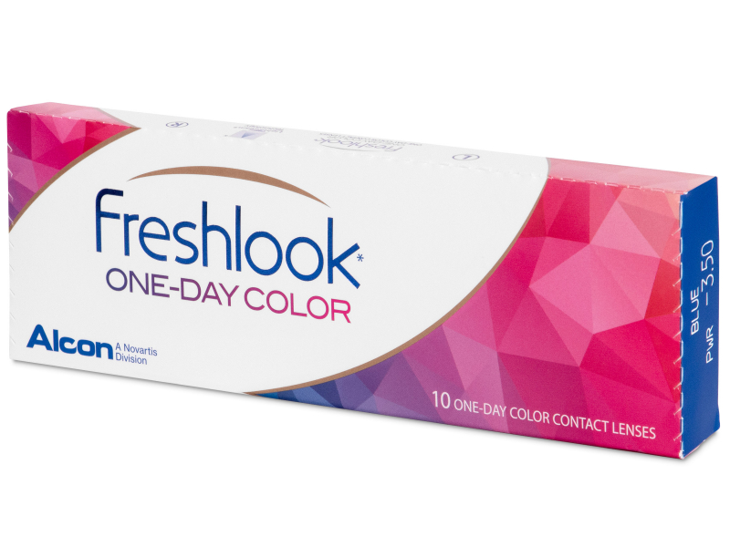 FreshLook One Day Color Grey - cu dioptrie (10 lentile)