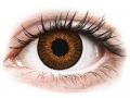 Lentile de Contact Cooper Vision - Expressions Colors Brown - cu dioptrie (1 lentilă)