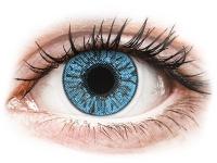 contact-lentile.ro - Lentile de contact - FreshLook Colors Sapphire Blue - fără dioptrie