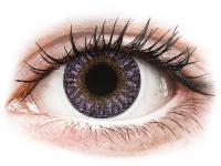 contact-lentile.ro - Lentile de contact - TopVue Color - Violet - fără dioptrie