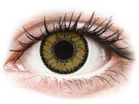 contact-lentile.ro - Lentile de contact - SofLens Natural Colors Dark Hazel - fără dioptrie