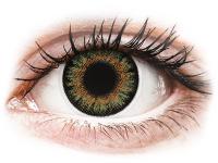 contact-lentile.ro - Lentile de contact - ColourVue One Day TruBlends Green - cu dioptrie