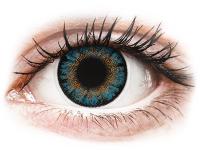 contact-lentile.ro - Lentile de contact - ColourVue One Day TruBlends Blue - cu dioptrie