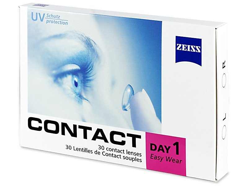 Carl Zeiss Contact Day 1 (30 lentile)