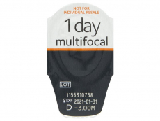 Proclear 1 Day Multifocal (30lentile)