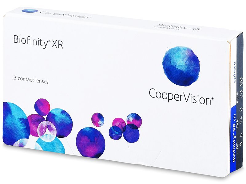 Biofinity XR (3lentile)