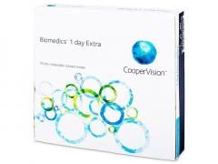 Biomedics 1 Day Extra (90lentile)