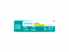 Bausch + Lomb ULTRA for Presbyopia (6 lentile)