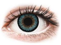contact-lentile.ro - Lentile de contact - ColourVUE 3 Tones Aqua - fără dioptrie