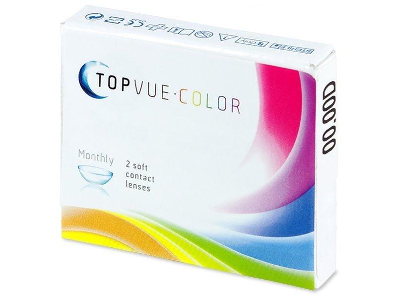TopVue Color - Honey - cu dioptrie (2 lentile)