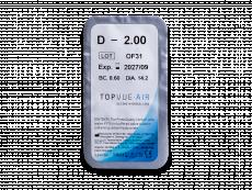 TopVue Air (6 lentile)