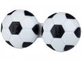 Accesorii lentile de contact - Suport pentru lentile Football-negru