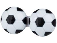 contact-lentile.ro - Lentile de contact - Suport pentru lentile Football-negru