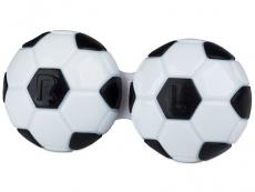 Suport pentru lentile Football-negru