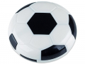 Accesorii lentile de contact - Casetă cu oglindă Football - galbenă