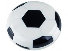 Casetă cu oglindă Football - galbenă