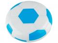 Set pentru lentile de contact - Casetă cu oglindă Football-albastră