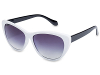 contact-lentile.ro - Lentile de contact - Ochelari de soare OutWear - Alb/Negru