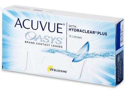 Acuvue Oasys (12 lentile)