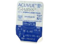 Acuvue Oasys (24 lentile)