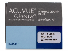 Acuvue Oasys (24 lentile)