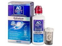 contact-lentile.ro - Lentile de contact - Soluție AO SEPT PLUS HydraGlyde 90 ml