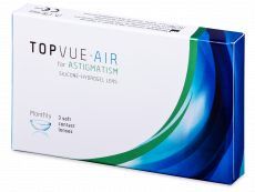 TopVue Air for Astigmatism (3lentile)