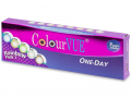 Lentile de Contact Maxvue Vision - ColourVue One Day TruBlends Rainbow (10 lentile)
