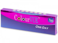 Lentile de Contact Maxvue Vision - ColourVue One Day TruBlends - cu dioptrie (10 lentile)