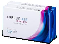 TopVue Air Multifocal (6 lentile)