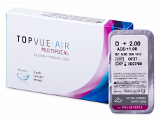 TopVue Air Multifocal (1 lentilă)