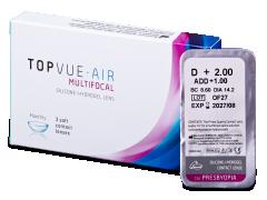 TopVue Air Multifocal (1lentilă)