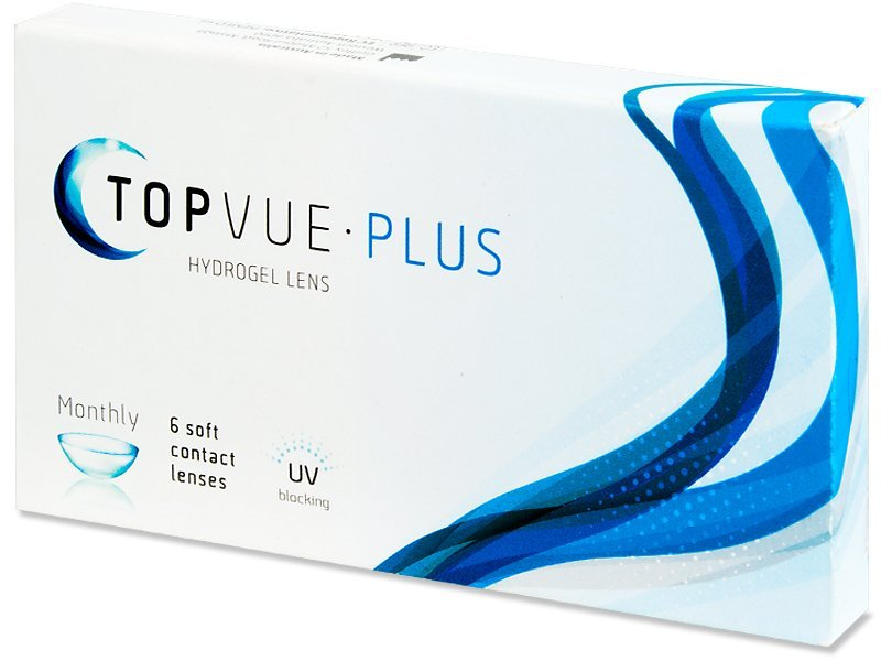 TopVue Monthly Plus (6 lentile)