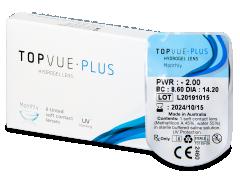 TopVue Monthly Plus (1lentilă)