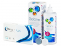 Pachet avantajos lentile + Gelone - TopVue Monthly Plus (6 lentile) + Soluție Gelone 360 ml