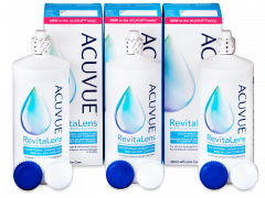 Acuvue RevitaLens Solution 3x 360 ml