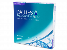Dailies AquaComfort Plus Multifocal (90 lentile)