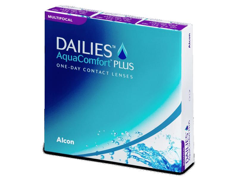 Dailies AquaComfort Plus Multifocal (90lentile)
