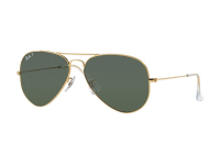 contact-lentile.ro - Lentile de contact - Ochelari de soare Ray-Ban Original Aviator RB3025 - 001/58 POL