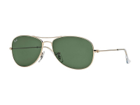 contact-lentile.ro - Lentile de contact - Ochelari de soare Ray-Ban Aviator Cockpit RB3362 - 001