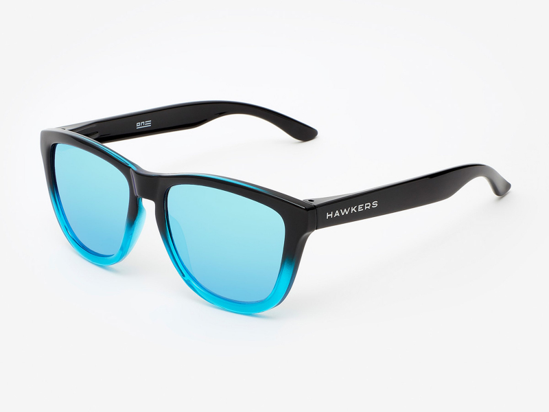 Hawkers Fusion Clear Blue
