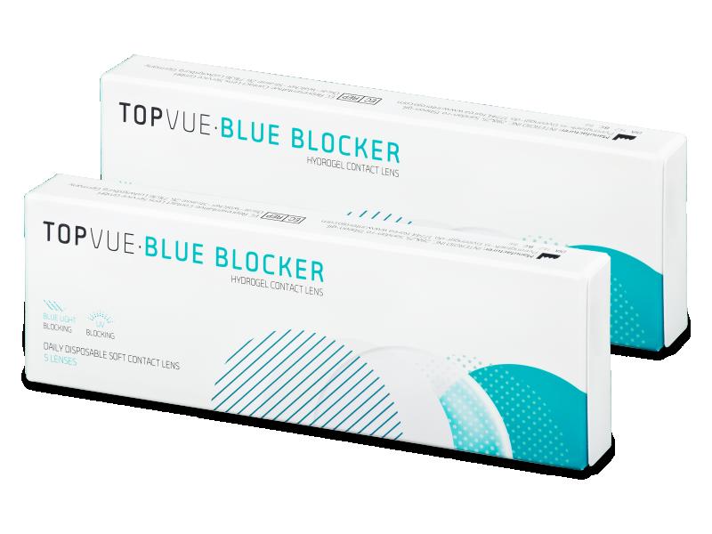 TopVue Blue Blocker (5 perechi)