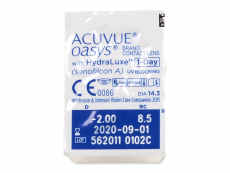 Acuvue Oasys 1-Day (30 lentile)