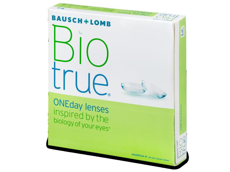Biotrue ONEday (90 lentile)
