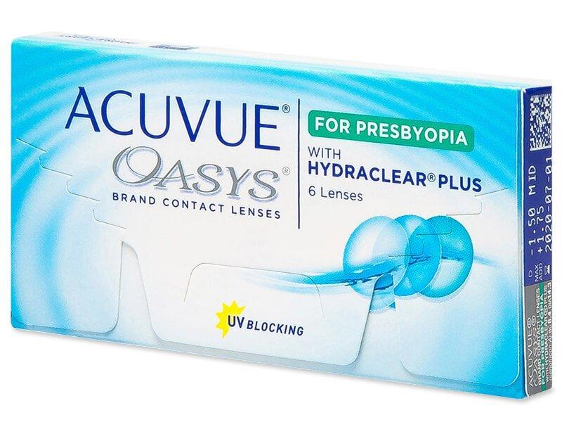 Acuvue Oasys for Presbyopia (6 lentile)
