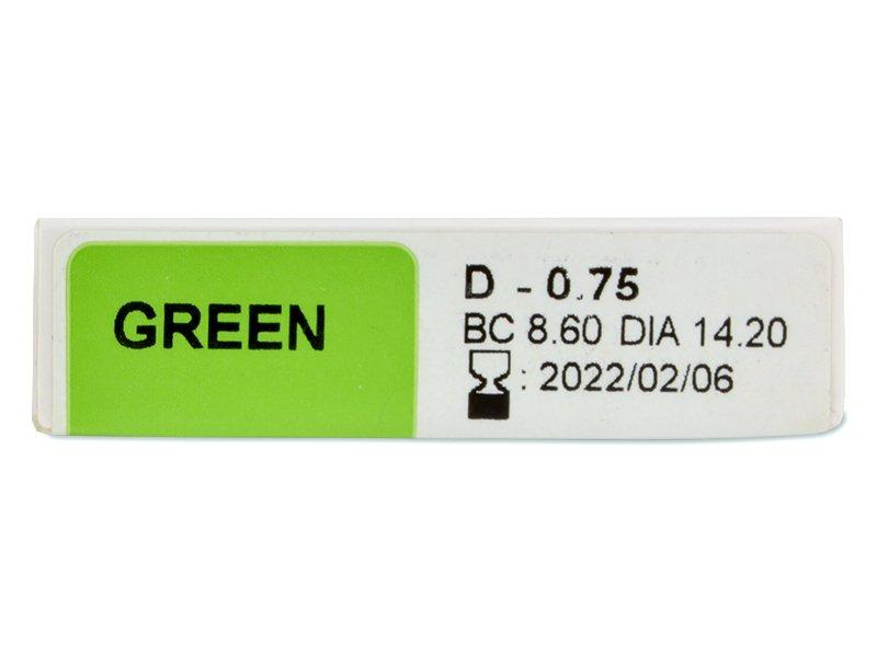 TopVue Color Daily - cu dioptrie (10 lentile)